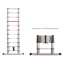 SM-LT805A Professional Telescopic Ladder