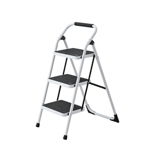 SM-TT6033A Hot Sale Safe Three Step Ladder Tool for Home Stable Master